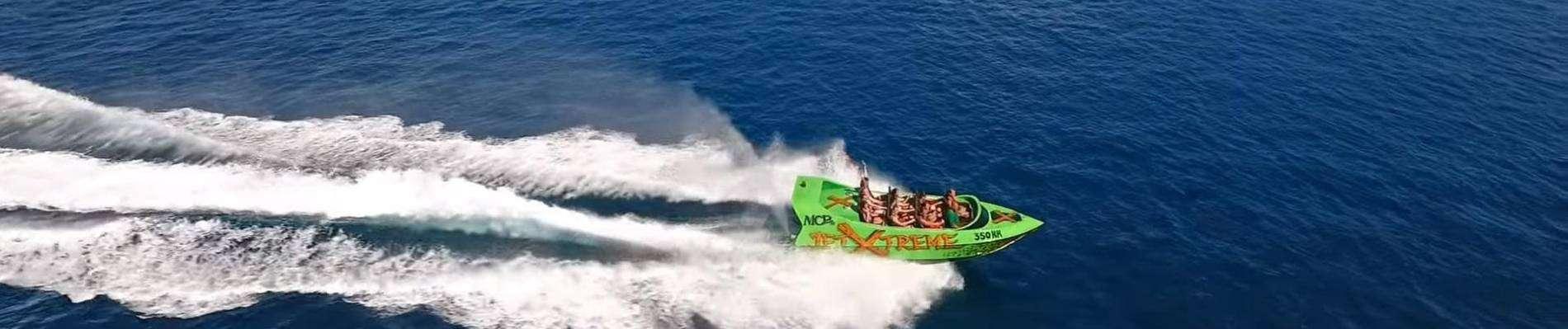jet boat split croatia tour